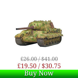 Jagdtiger resin tank deal offer