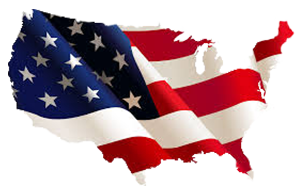 American Flag image link to events