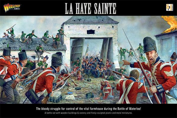 La-haye-sainte battle set