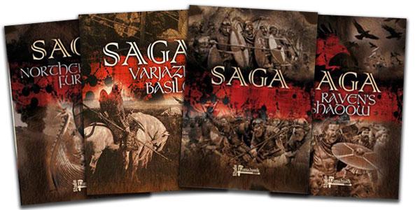 Saga - Gaming in the Dark Age Period