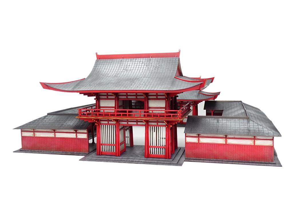 Pre-order Test of Honour Mount Hiei Temple Set