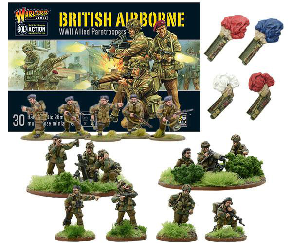 Bolt Action Polish Airborne Army