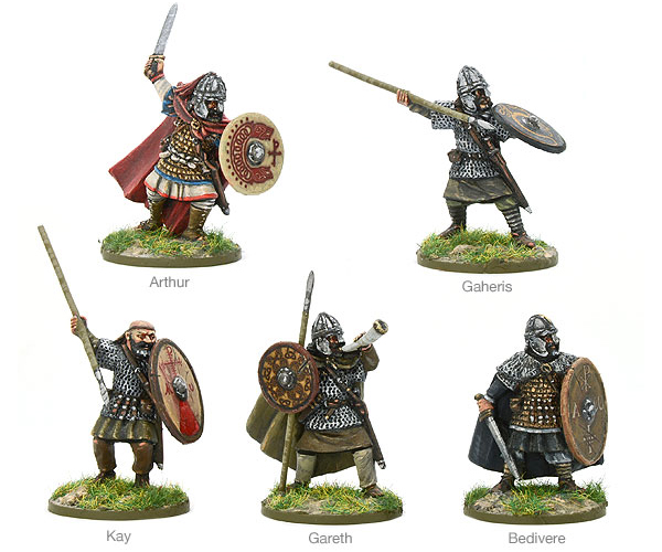 New Hail Caesar Age of Arthur Knights of Camelot