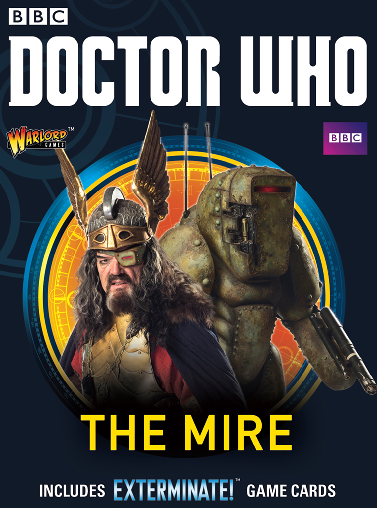 New Doctor Who The Mire