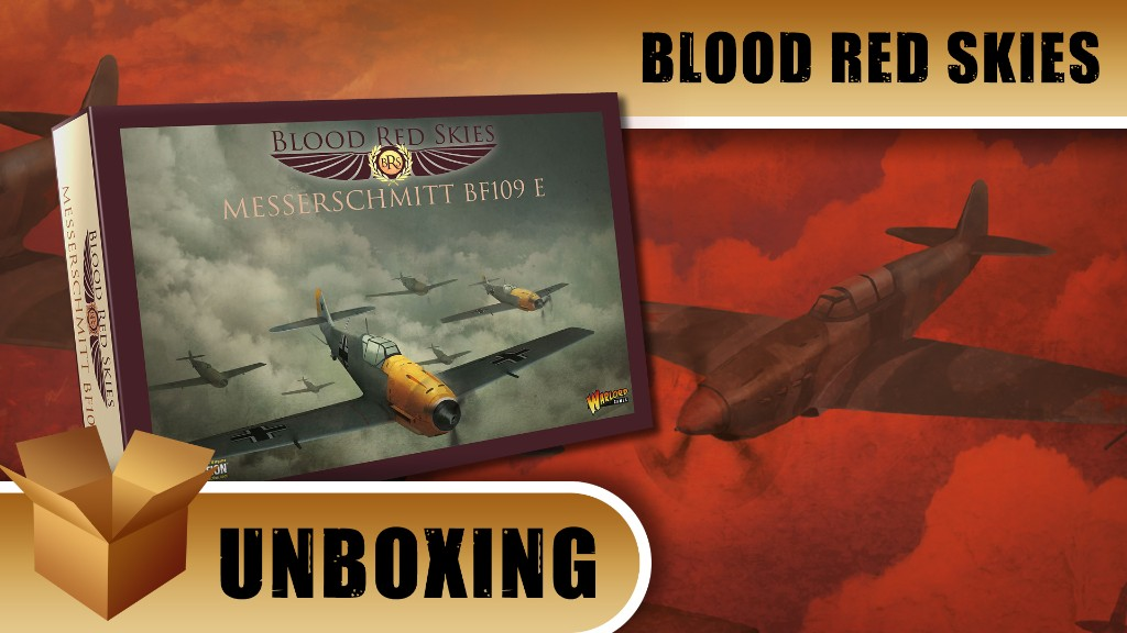 Unboxing Blood Red Skies Axis