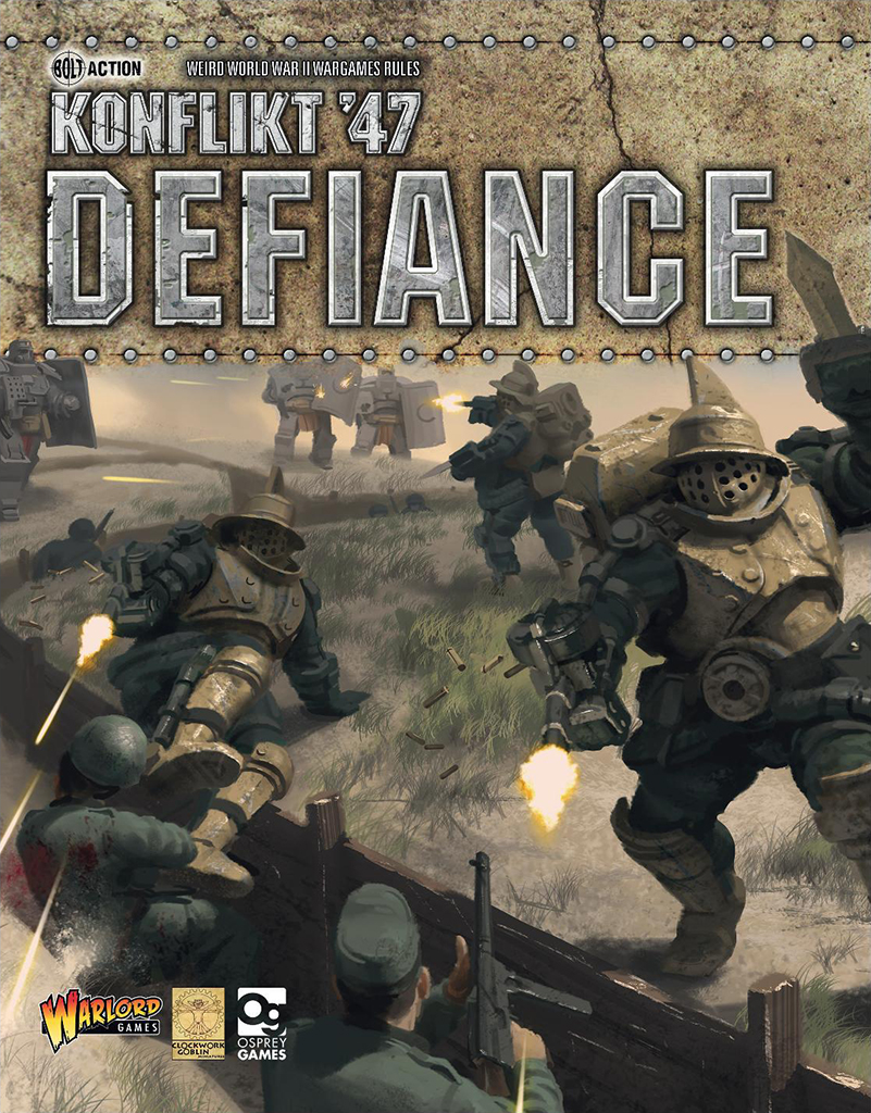 Coming Soon Konflikt '47 Defiance Expansion