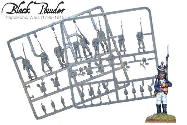 Black Powder Sprue Deal Image