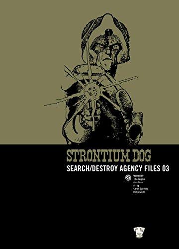 New Strontium Dog S/D Files Volume 03
