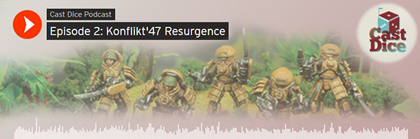 Listen to the Cast Dice Konflikt'47 Resurgence Podcast