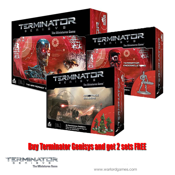 Terminator plus 2 box sets free