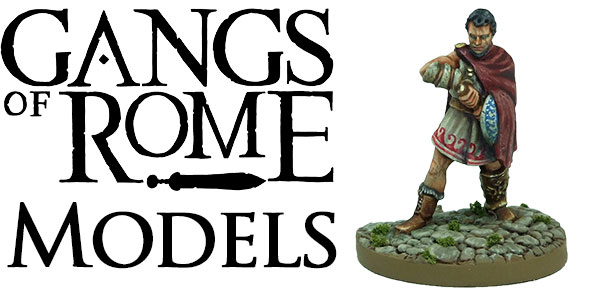 Gangs of Rome Model Release