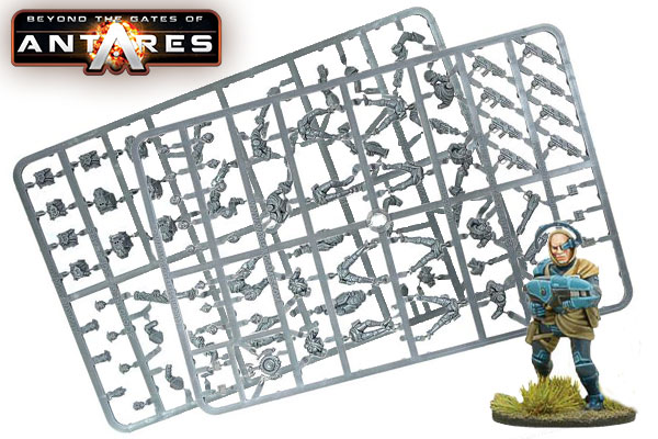 Gates of Antares Sprue Deal Image