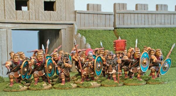 Banner Hail Caesar Roman Auxiliaries