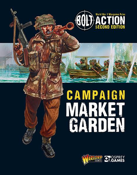 Coming Soon Bolt Action Book Market Garden