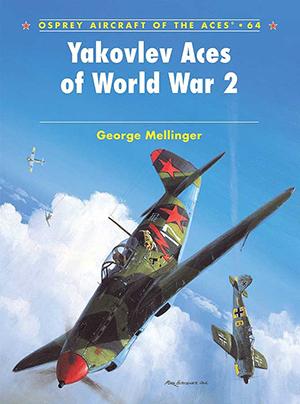 New Osprey Publishing Yakovlev Aces of World War 2