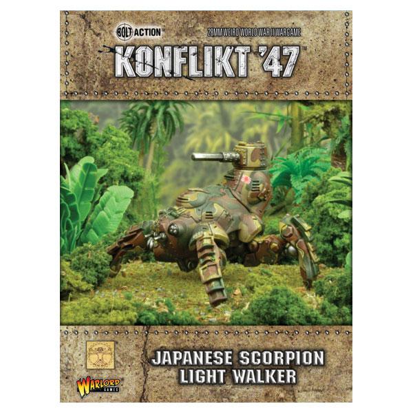 Scorpion Light Walker