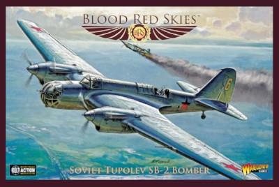 New Blood Red Skies Soviet Tupolev ANT-40 (SB-2)