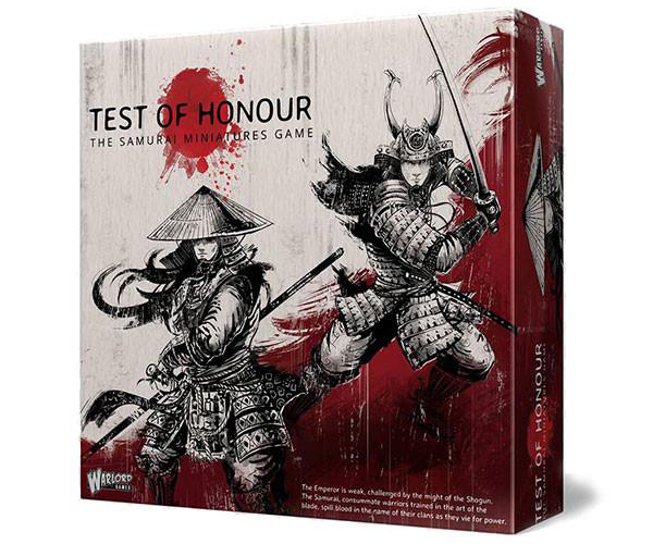 Test of Honour box
