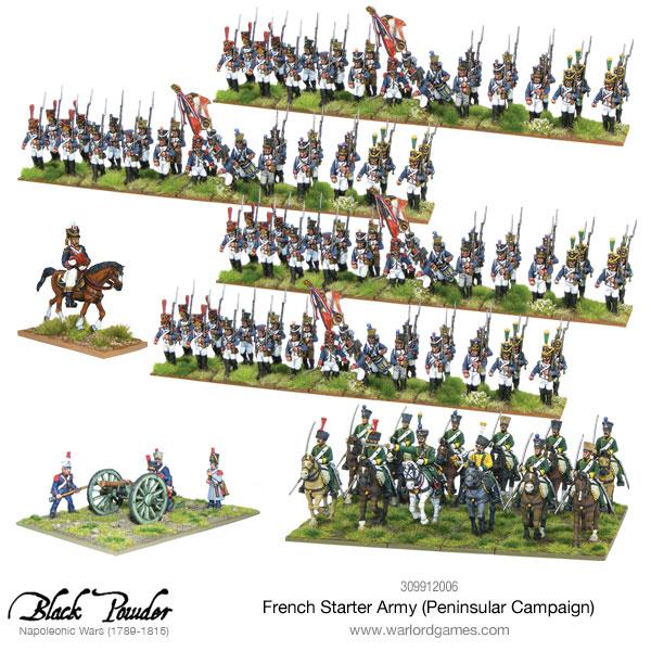 French Peninsular Starter Army