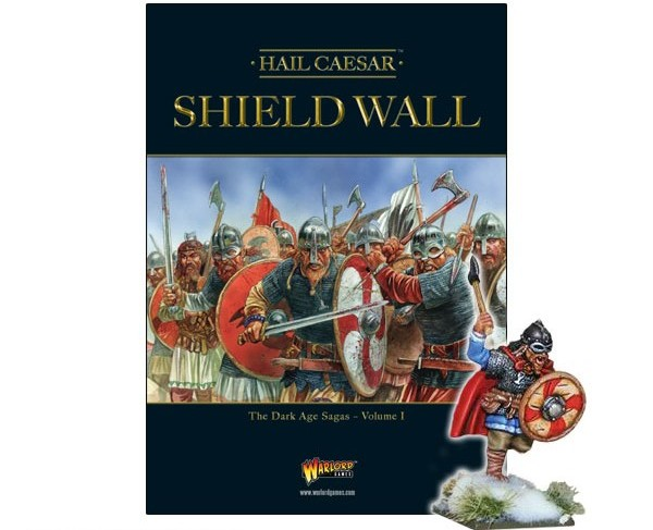 Shield Wall - The Dark Age Sagas Volume 1