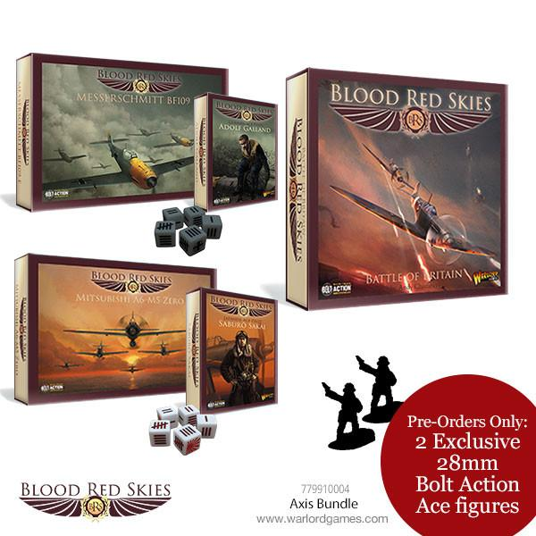 Pre-Order Blood Red Skies Axis Bundle