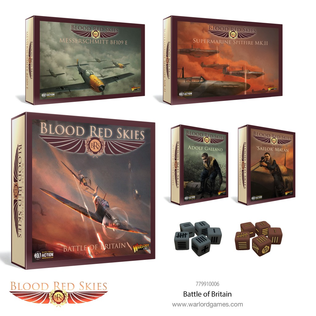 Blood Red Skies Battle of Britain Bundle
