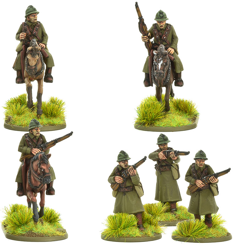 New Bolt Action French Cavalry A