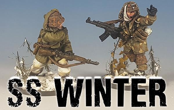 Waffen SS Winter Guide