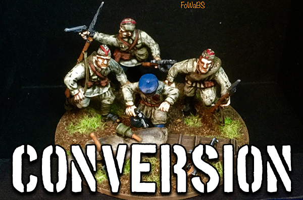 Russian Group Conversion