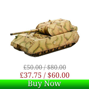 Maus resin tank deal offer