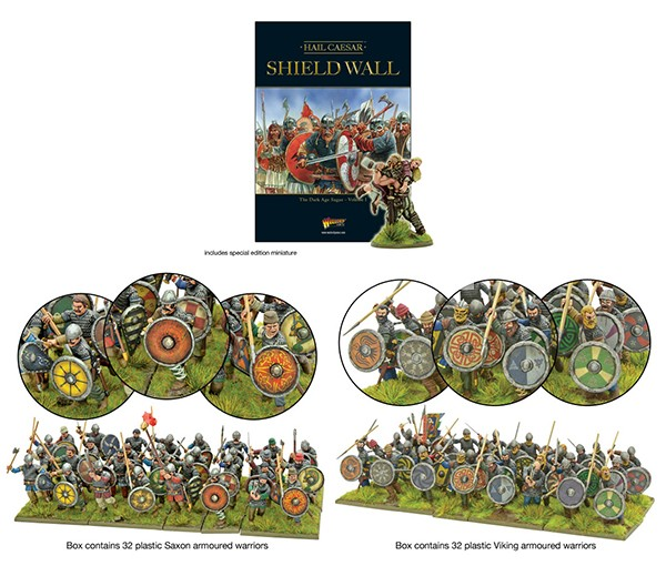 Shield Wall Skirmish starter