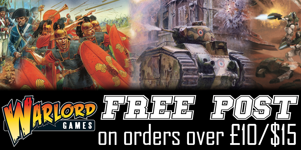 Warlord Free Post Banner