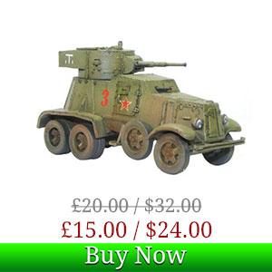 BA6 Armoured Car