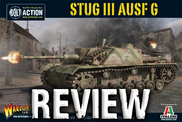 1/56 StuG III Ausf G review