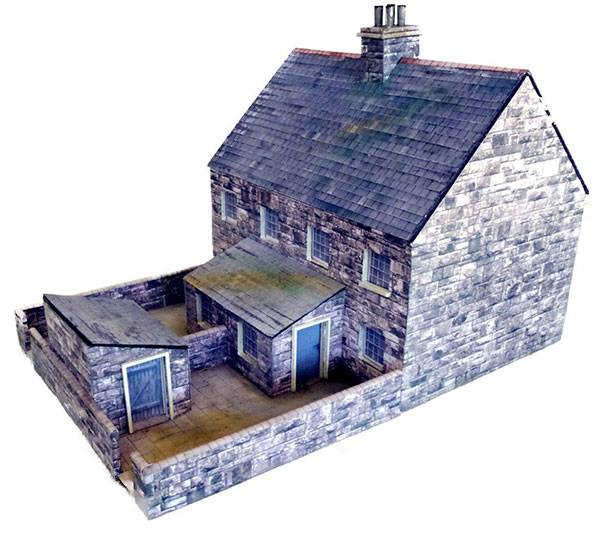 New Wargames Building Terrace Semi Detached House
