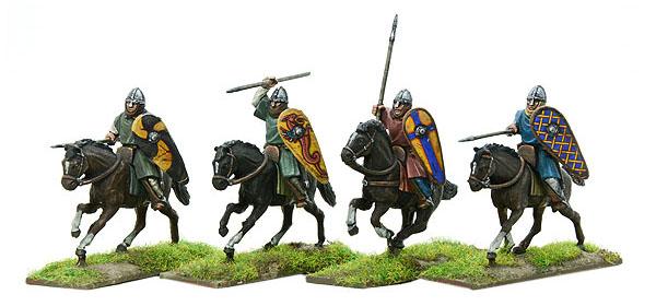 Hail Caesar Norman Unarmoured Cavalry B