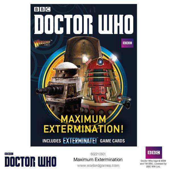Davros & The New Dalek Empire