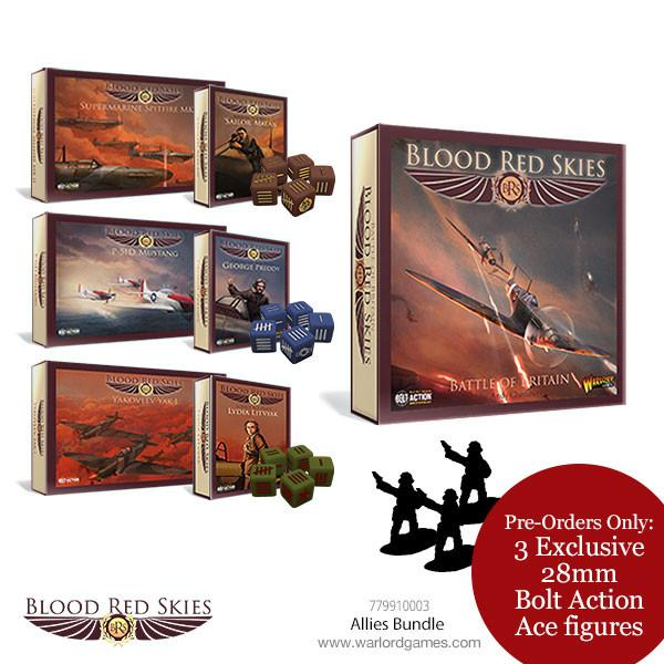 Pre-Order Blood Red Skies Allies Bundle