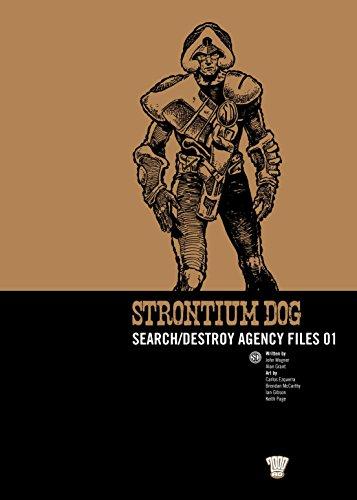 New Strontium Dog S/D Files Volume 01