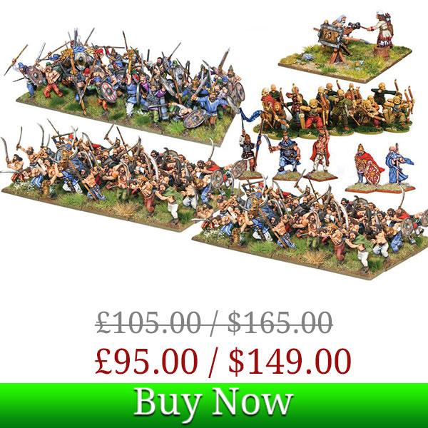 Hail Caesar Dacian Army Deal