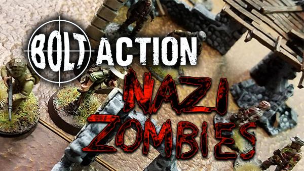 Nazi Zombies Event