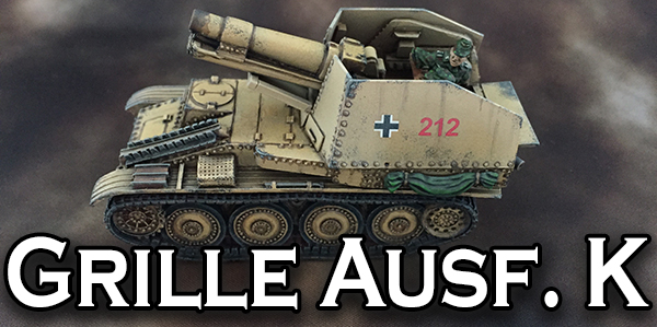 Grille Ausf. K