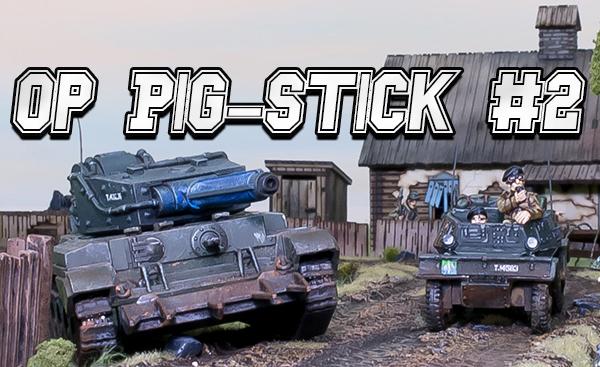 K47 Op Pig Stick