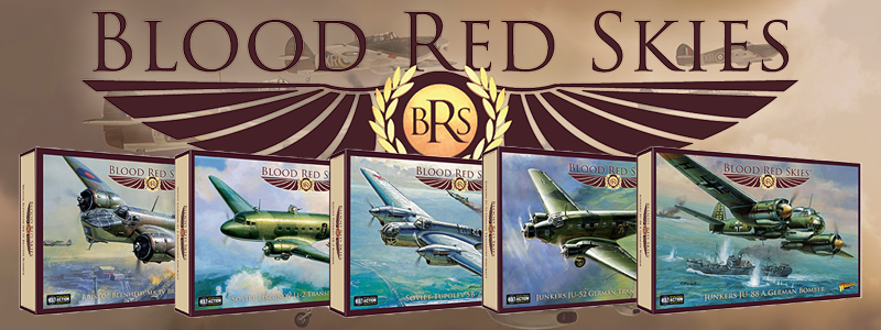 Blood Red Skies Bomber Transport