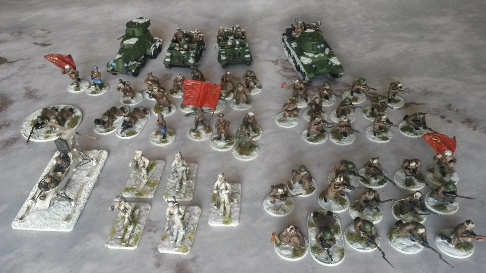 Bolt Action Winter Russians Article Banner