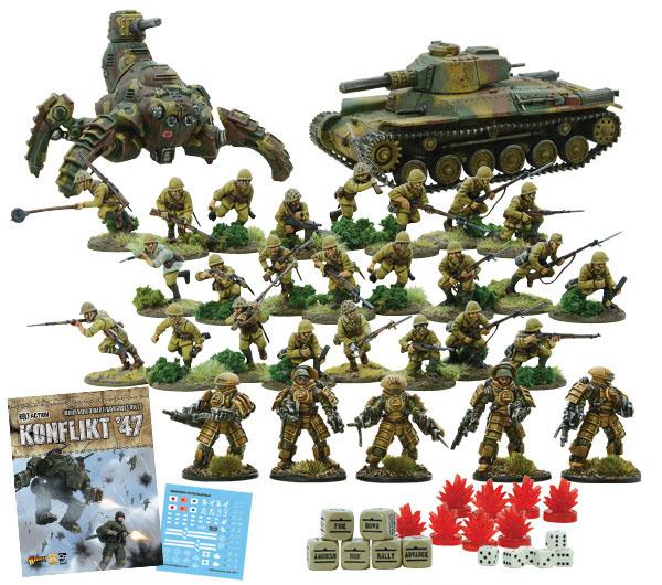 K47 Japanese Starter Army