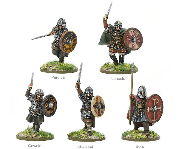 New Hail Caesar Age of Arthur The Hunt for the Holy Grail