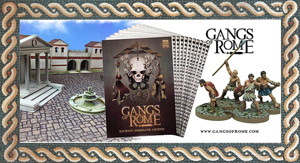 Gangs Of Rome collection