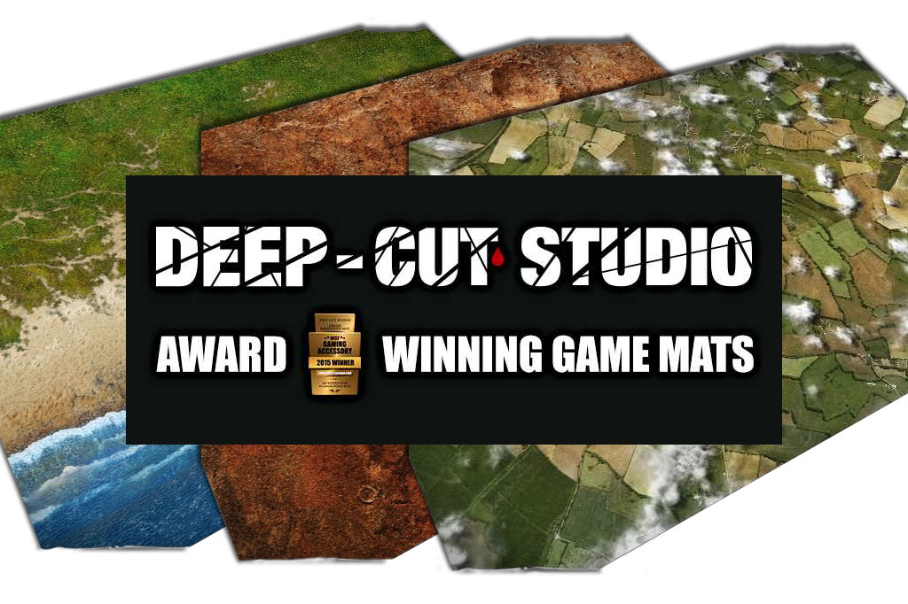 Deepcut Studios Banner