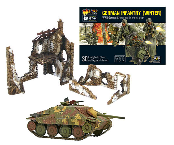 New Bolt Action Farmhouse Ambush Bundle